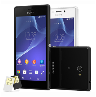 Smartphone Sony Xperia M2 DUAL (D2302)